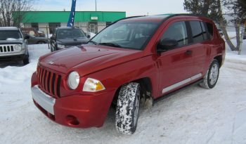 2008 Jeep Compass Limited 4X4 full