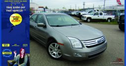 2008 Ford Fusion SEL AWD