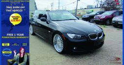 2010 BMW 335i Convertible M Package