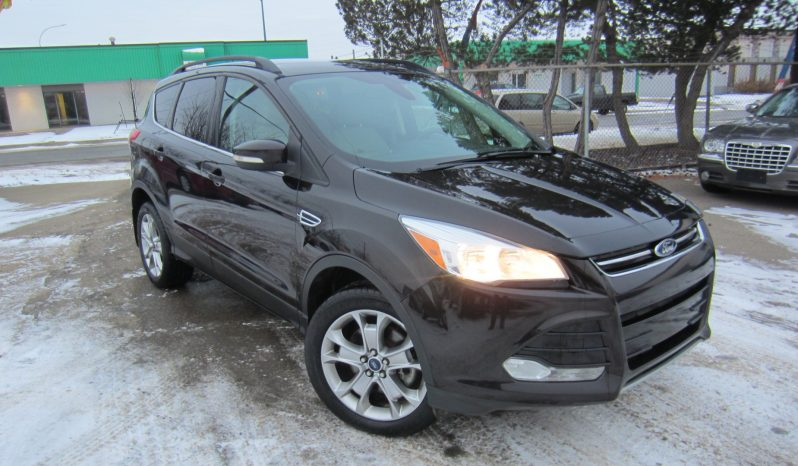 2013 Ford Escape SEL EcoBoost 4WD full