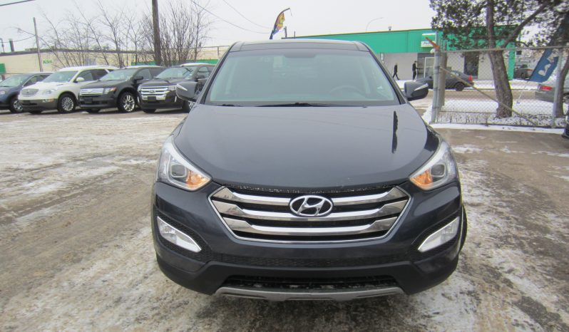 2013 Hyundai Santa Fe Limited AWD full