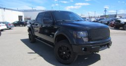 2012 Ford F150 FX4 LIFTED