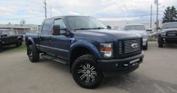 2009 Ford F350 Harley-Davidson Diesel 4X4 Lifted