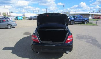 2012 Mercedes-Benz C250 4MATIC full