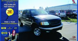 2003 Ford F150 SuperCrew 4×4